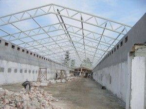 Proizvodnja metalnih konstrukcija
