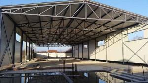 Zahtev za ponudu metalne konstrukcije